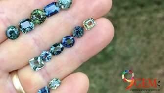 Sapphire Gemstones Are Found In Variety